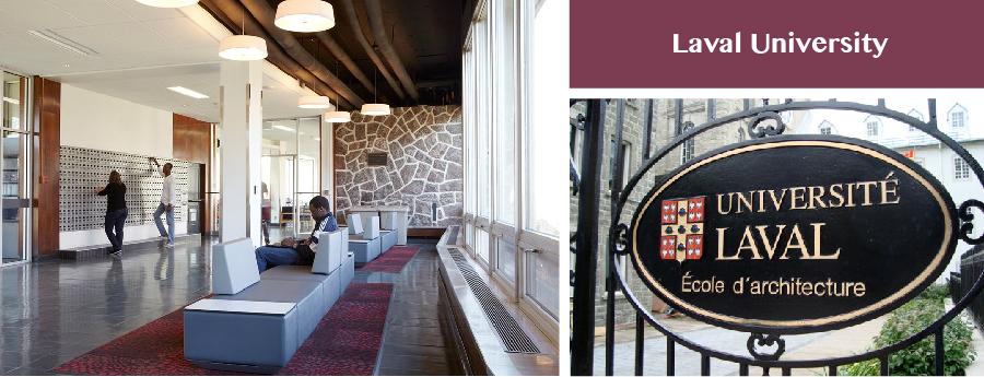 在课程评估、教学规划以及国际化教学和科研方面,拉瓦尔大学在加拿大各大学中都是首屈一指的。开设的课程包括本科课程和研究生课程,共计350门。它的法学院和社会科学学院已经产生了数位加拿大的政治领袖,包括前总理路易斯劳伦洛朗,布赖恩穆朗尼和吉恩科黑帝,还有魁北克前总理罗恩布查德。正好座落于魁北克西部的拉瓦尔大学在魁北克文化和社会发展的进程当中起到了非常重要的作用。校长米谢尔培根说:拉瓦尔是个古老而安静的大学,但是对于青年人来说,它是最适合呆的地方。教学内容里充满了科研调查,这对于大学生来说是最大的优势